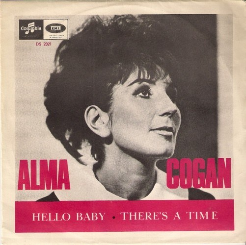 Alma Cogan - Don't You Know Yockomo