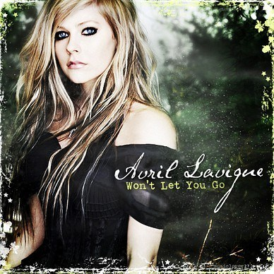 Avril Lavigne - Won't Let You Go