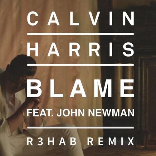 Calvin harris blame перевод