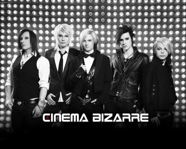 Cinema Bizarre - Lovesongs