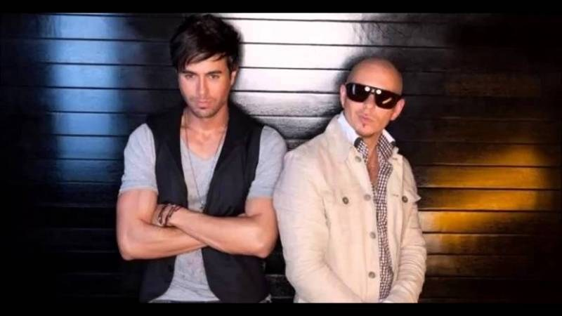Enrique Iglesias feat Pitbull - I Like How It Feels