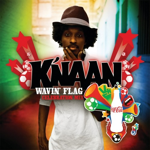 K'Naan - Waving Flag (The Celebration Mix)