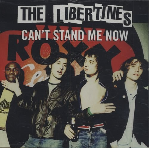 Libertines, The - Can't Stand Me Now