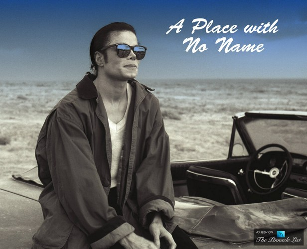 Michael Jackson - A place without no name