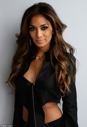 Nicole Scherzinger - God of War