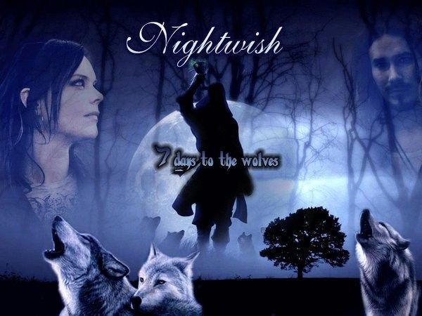 Nightwish - Seven days to the wolves