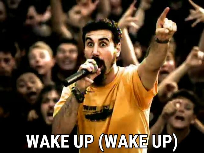 System Of A Down - Chop Suey