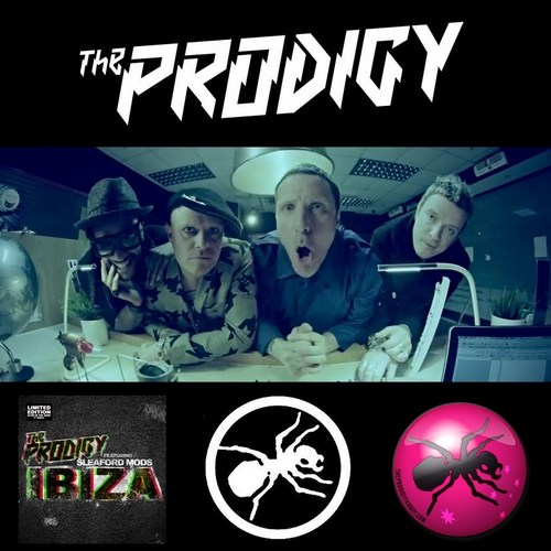 The Prodigy feat. Sleaford Mods - Ibiza