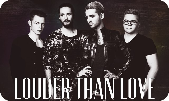 Tokio Hotel - Louder Than Love