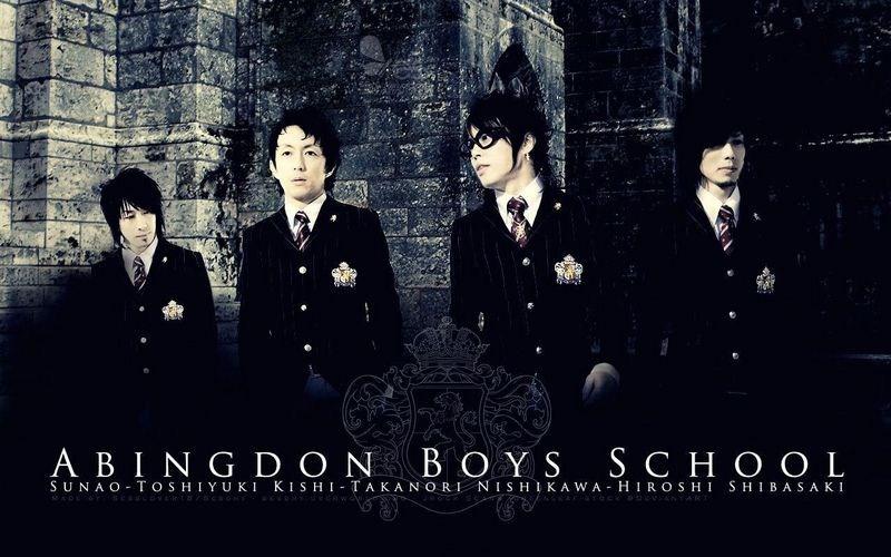 Abingdon Boys School - Nervous Breakdown