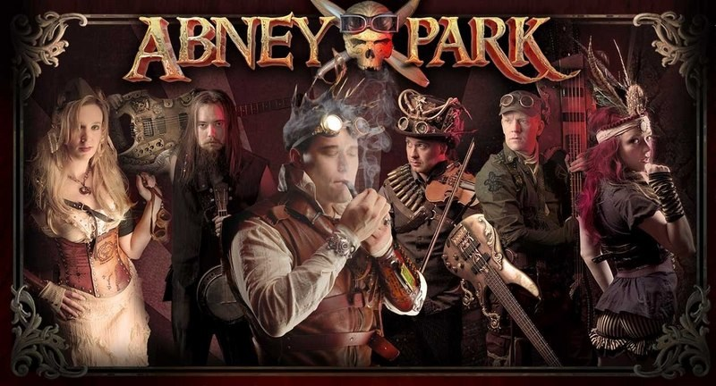 Abney Park - Shadow of Life
