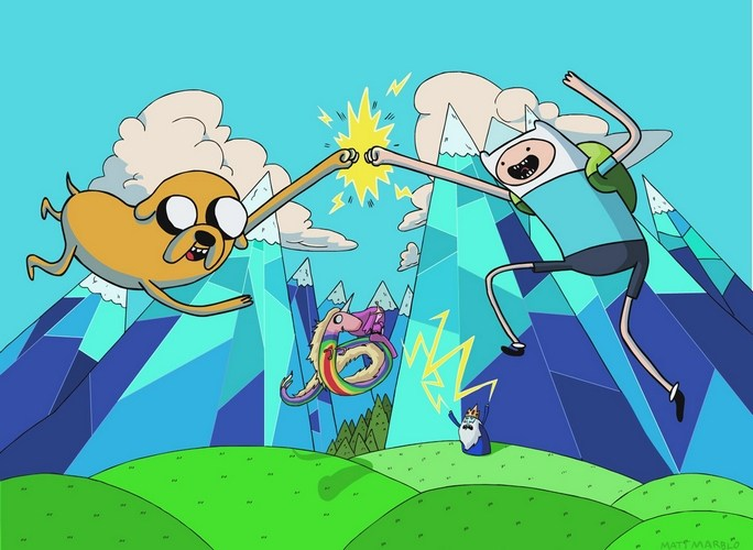 Adventure Time (мультсериал) - I'm Just Your Problem