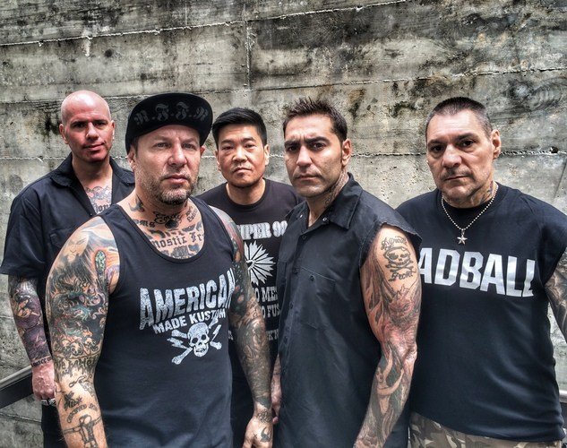 Agnostic Front - Addiction