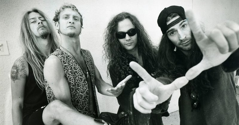 Alice In Chains - All Secrets Known