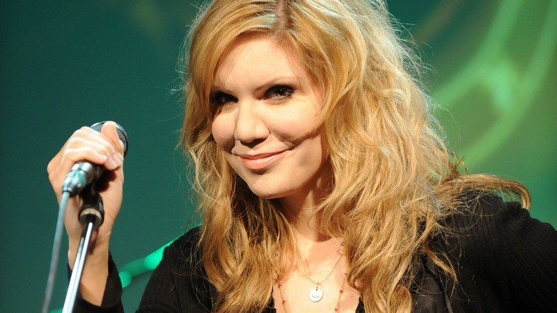 Alison Krauss - When You Say Nothing at All*