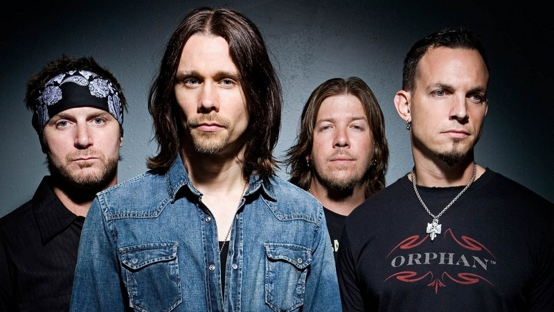 Alter Bridge - Break Me Down