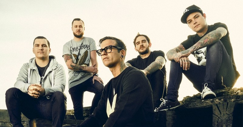 Amity Affliction, The - All Fucked Up
