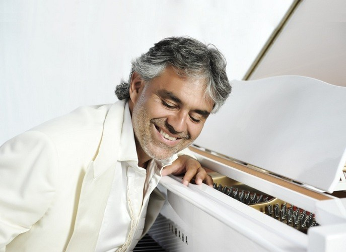 Andrea Bocelli - I Can't Help Falling in Love with You