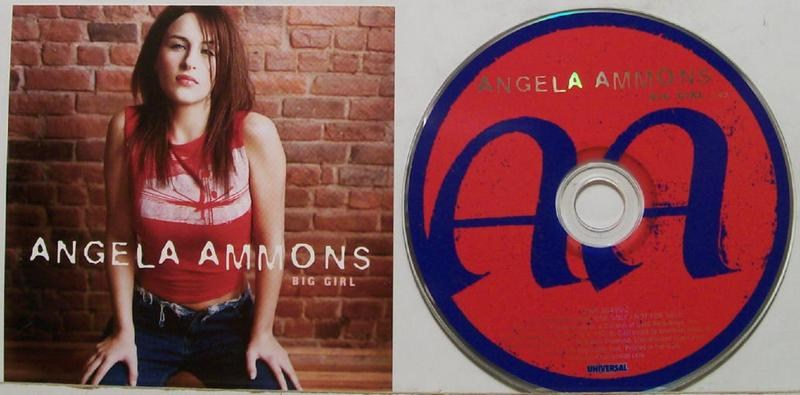 Angela Ammons - You'll Be Gone