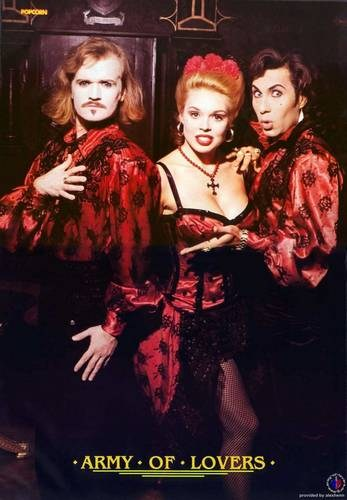 Army Of Lovers - Supernatural