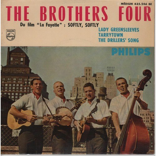 Brothers Four, The - Seven Daffodils