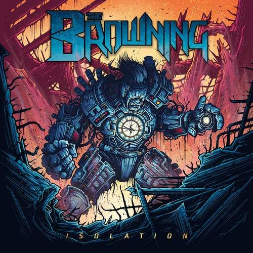 Browning, The - Standing on the Edge