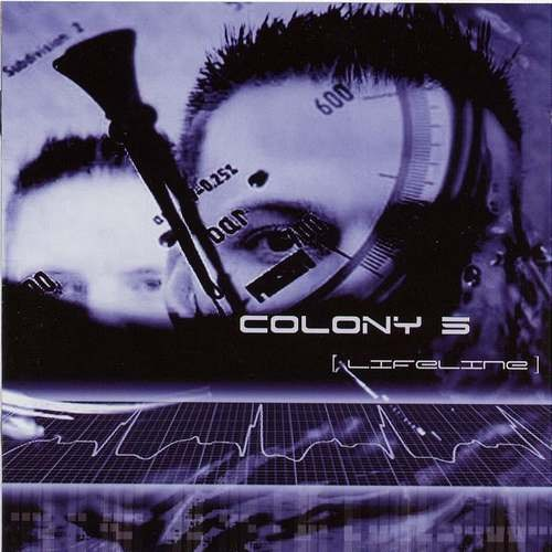Colony 5 - Psycho Blonde