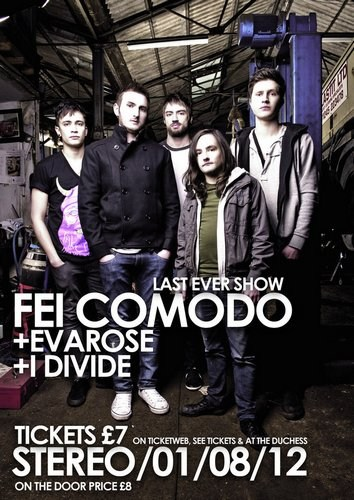 Fei Comodo - Just Another Day