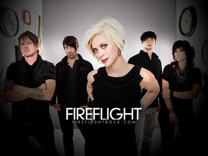 Fireflight - Brand New Day