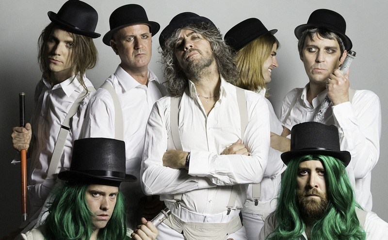 Flaming Lips, The - In the Morning of the Magicians