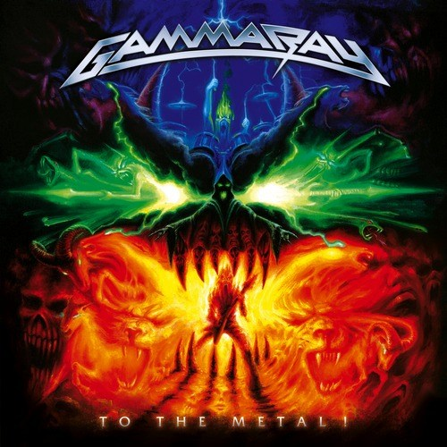 Gamma Ray - (We Won't) Stop the War