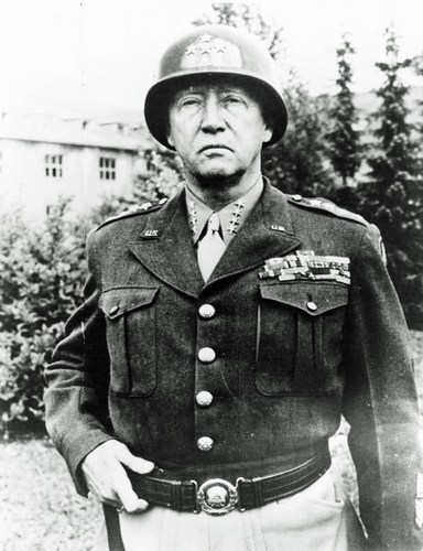 General Patton - Get Up, Punk!