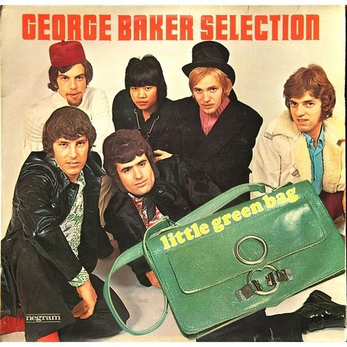 George Baker Selection - Silver