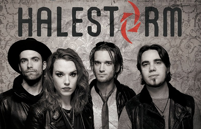 Halestorm - Better Sorry Than Safe