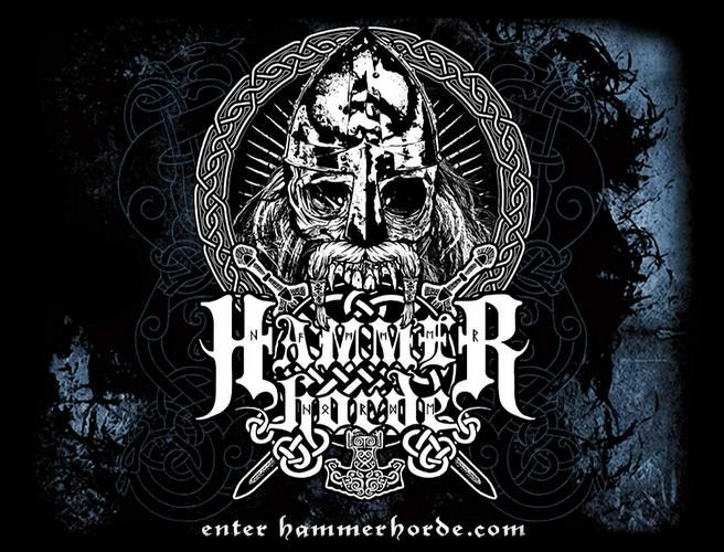 Hammer Horde - In the Name of Winter's Wrath