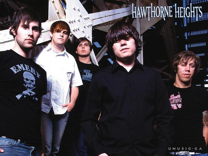 Hawthorne Heights - End of the Underground