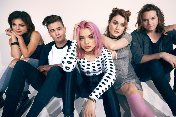Hey Violet - Break My Heart