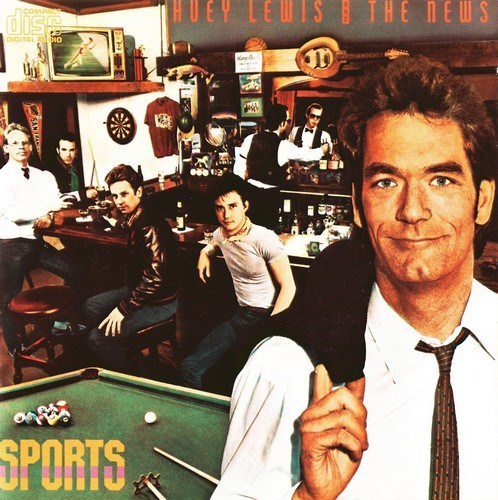 Huey Lewis And the News - Blue Monday