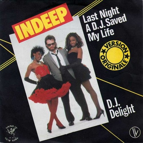 Indeep - Last Night a DJ Saved My Life