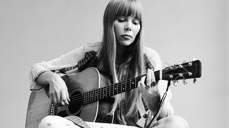 Joni Mitchell - River