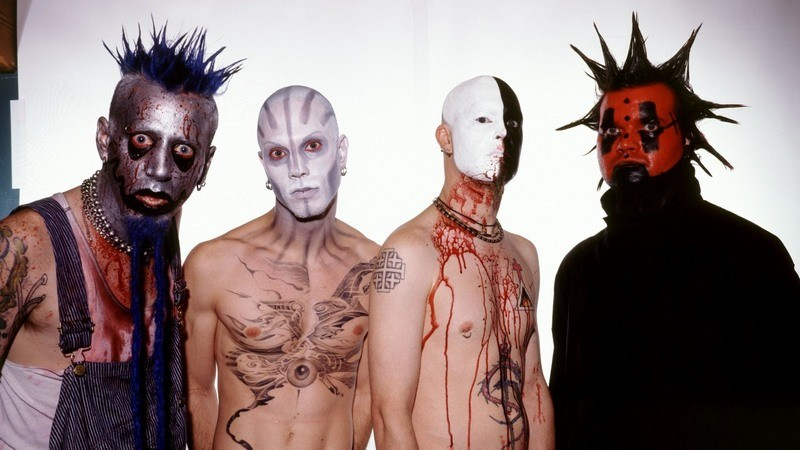 Mudvayne - Never Enough
